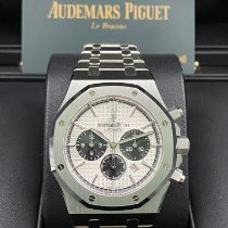 Audemars Piguet 26331ST.OO.1220ST.03 Steel 2019 Royal Oak Chronograph 41mm new United States of America, New York, New York