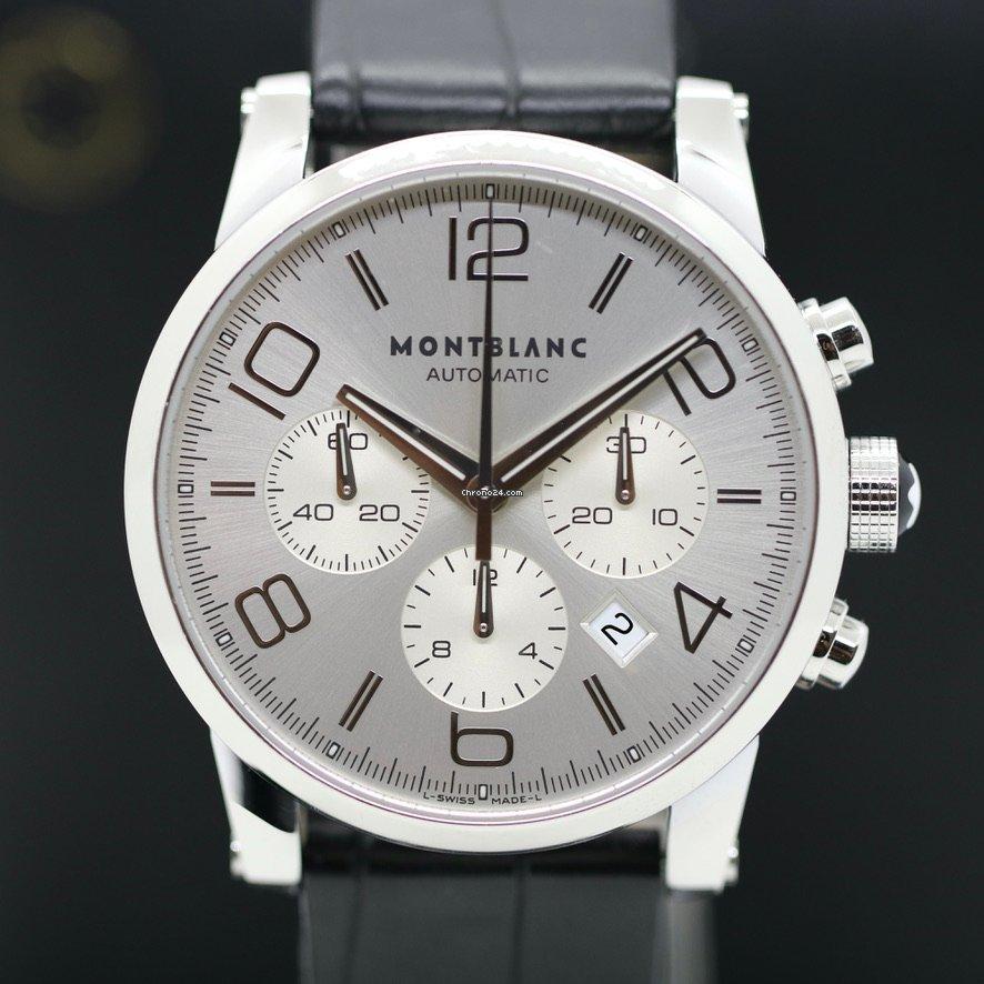 Montblanc Timewalker 7069 pre-owned