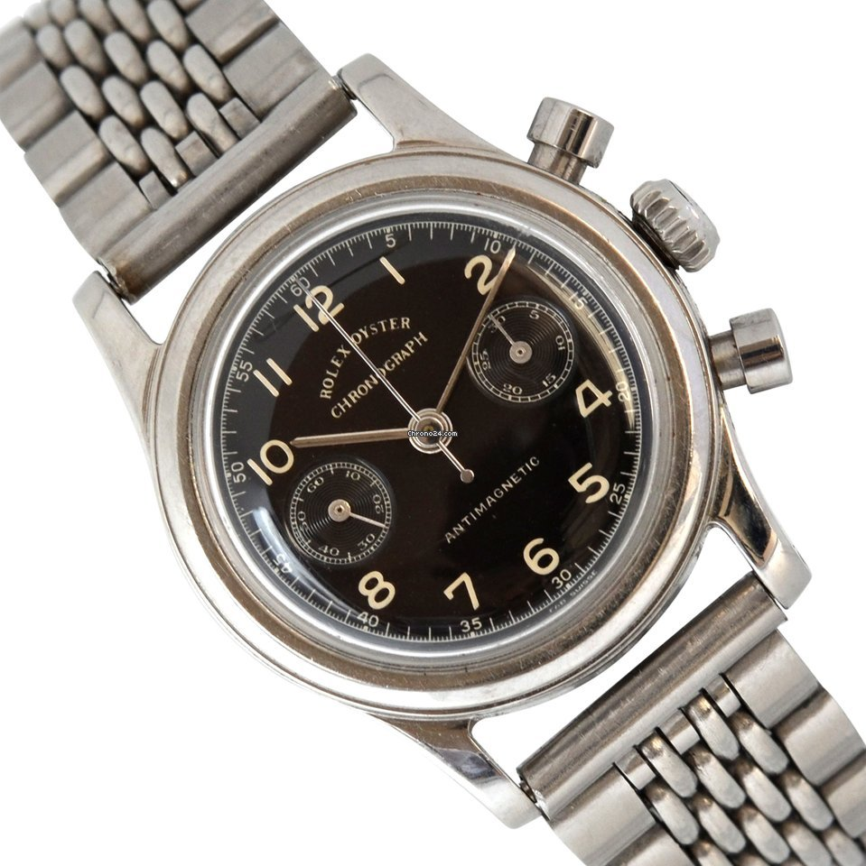 Rolex Chronograph 3481 1942 pre-owned