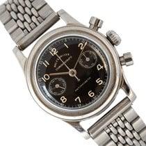 Rolex Chronograph Сталь escluso corona 28mm Черный Aрабские