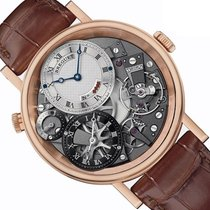 Breguet 7067BR/G1/9W6 Rose gold 2015 Tradition 40mm new United States of America, Florida, North Miami Beach