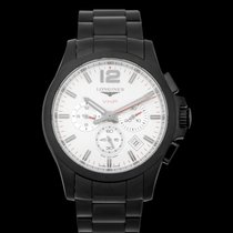 Longines Steel 44mm Quartz L37272766 new United States of America, California, San Mateo