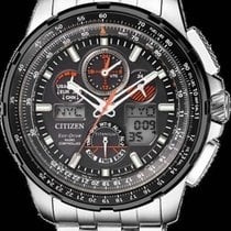Citizen Titanium Chronograph 47mm new Promaster Sky