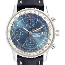 Breitling Navitimer Heritage Steel 42mm Blue United States of America, Georgia, Atlanta