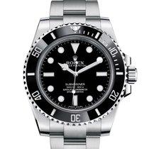 Rolex Submariner (No Date) Steel 40mm Black No numerals United States of America, Pennsylvania, Philadelphia