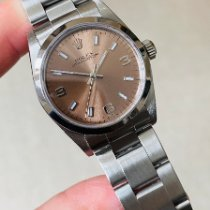 Rolex Oyster Perpetual 31 usados 31mm Rosa Acero