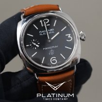 Panerai Radiomir Black Seal Steel 45mm United States of America, Texas, Laredo