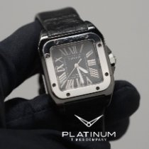 Cartier Santos 100 Steel 44.2mm United States of America, Texas, Laredo
