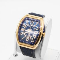 Franck Muller Rose gold 44mm Automatic V45CCDT new