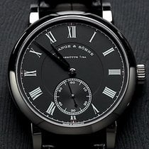 A. Lange & Söhne White gold 40.5mm Manual winding 260.028 pre-owned United States of America, California, Irvine