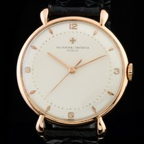 Vacheron Constantin Rose gold 35mm Manual winding 4218 pre-owned
