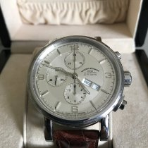 Mühle Glashütte Steel 43mm Automatic M1-10-15 pre-owned