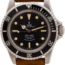 Tudor 7928 Steel 1967 Submariner 39mm pre-owned United States of America, California, West Hollywood