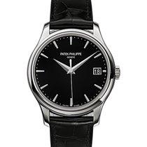 百達翡麗 Calatrava 新的 自動發條 附正版包裝盒和原版文件的手錶 5227G-010