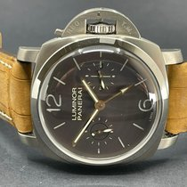 Panerai Special Editions PAM00306 Very good Titanium 47mm Manual winding