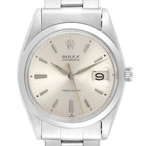 Rolex Oyster Precision Steel 35mm Silver United States of America, Georgia, Atlanta