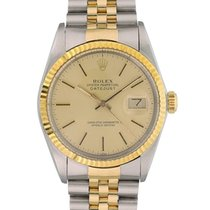 Rolex 16013 Steel 1986 Datejust 36mm pre-owned United States of America, New York, New York