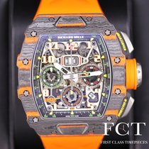 Richard Mille RM 011 RM011-03 new