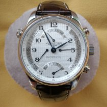 Longines Master Collection Acero 41mm Plata España, madrid