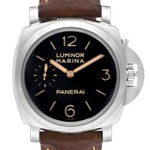 Panerai Luminor Marina 1950 3 Days Steel 47mm Black Arabic numerals United States of America, Georgia, Atlanta