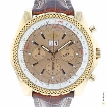 Breitling Or rose Remontage automatique 48mm occasion Bentley 6.75
