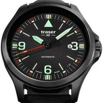 Traser 45mm Automatic 108075 new