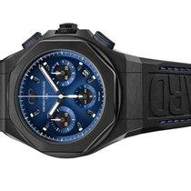 Girard Perregaux Laureato Titanium 44mm Blue No numerals United States of America, Florida, Aventura
