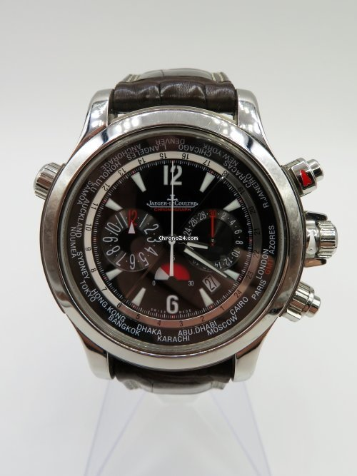 Jaeger-LeCoultre Master Compressor Extreme World Chronograph 150.8.22 pre-owned