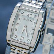 Ebel Tarawa Steel 28mm Silver No numerals