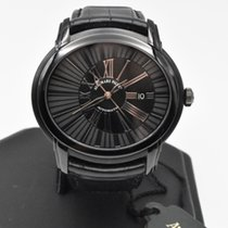 Audemars Piguet Millenary Steel 47mm Black Roman numerals United States of America, Texas, Houston