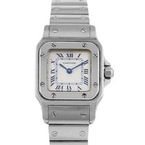 Cartier Santos (submodel) 1565 1565 Very good Steel 23mm Quartz