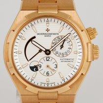Vacheron Constantin Overseas Dual Time Oro rosa 42mm