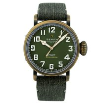 Zenith Pilot Type 20 Bronze 45mm Green