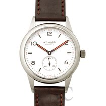 NOMOS Club Automat 40.0mm White