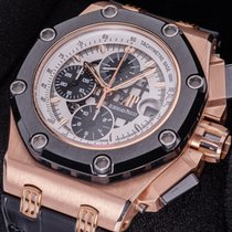 Audemars Piguet Royal Oak Offshore Chronograph Rose gold 44mm White No numerals United States of America, Florida, Aventura