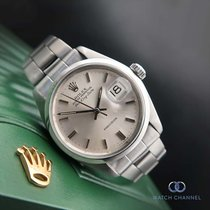 Rolex Air King Date Steel 34mm Silver No numerals South Africa, Johannesburg