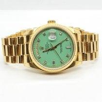 Rolex Day-Date 36 18038 Good Yellow gold 36mm Automatic UAE, Abu Dhabi