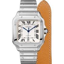 Cartier Santos (submodel) WSSA0009 WSSA0018 2020 nuevo