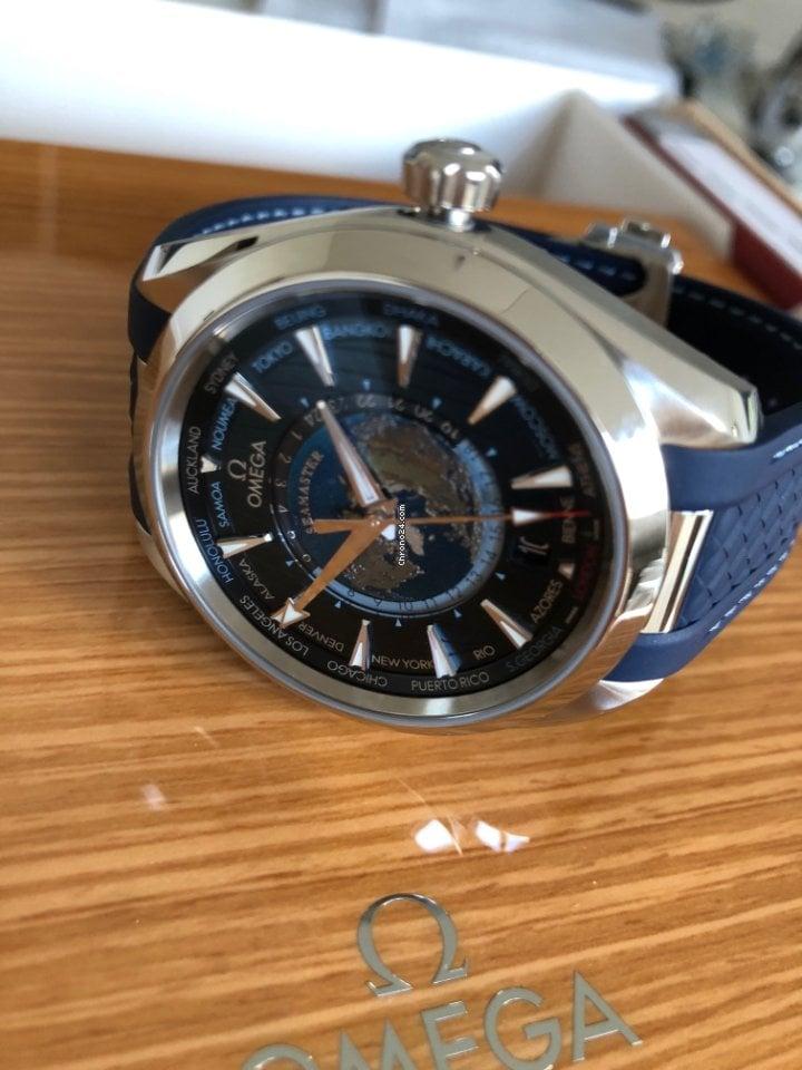 Omega Seamaster Aqua Terra 220.12.43.22.03.001 2021 neu