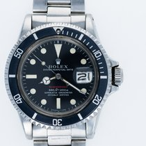 Rolex Submariner Date Steel 40mm Black No numerals Singapore