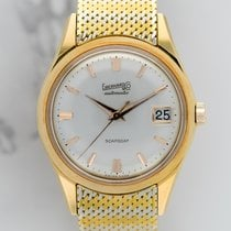 Eberhard & Co. Yellow gold Automatic 36mm pre-owned Scafo