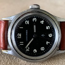 Longines Steel 30mm Manual winding Longines Military Cal. 10L pre-owned
