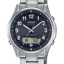 Casio Titânio 40mm Quartzo LCW-M100TSE-1A2ER novo