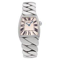 Cartier La Dona de Cartier Steel 28mm Silver Roman numerals United States of America, Florida, Surfside