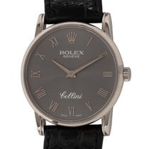 Rolex Cellini White gold 32mm Grey Roman numerals United States of America, Texas, Austin