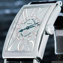 Franck Muller Long Island 6850 SC Very good Steel 30.5mm Automatic