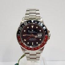 Rolex GMT-Master II 16710 Muy bueno Acero 40mm Automático