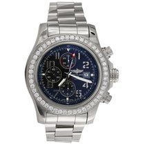 Breitling Super Avenger II Steel 48mm Black United States of America, Georgia, Atlanta