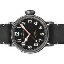 Zenith Pilot Type 20 Extra Special Steel 45mm Black Arabic numerals United States of America, Florida, Aventura