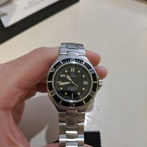 Omega 396.1052 1991 Seamaster 36mm pre-owned United States of America, Illinois, Carbondale